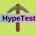 HypeTest – Minecraft fan test